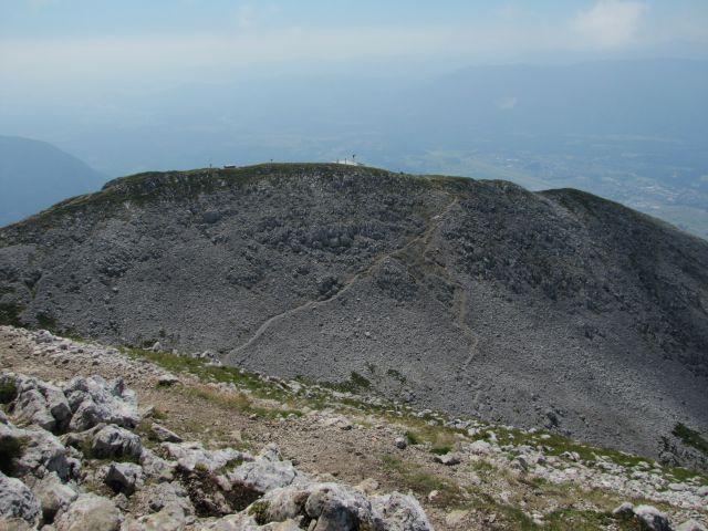 Stol (2236 m) 16.8.2013 - foto