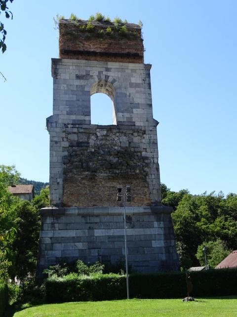 Soteska Pekel pri Borovnici. - foto