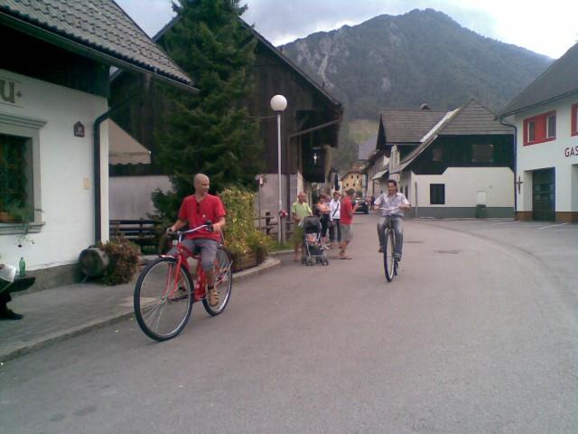 Juriš na Vršič 2008 - foto
