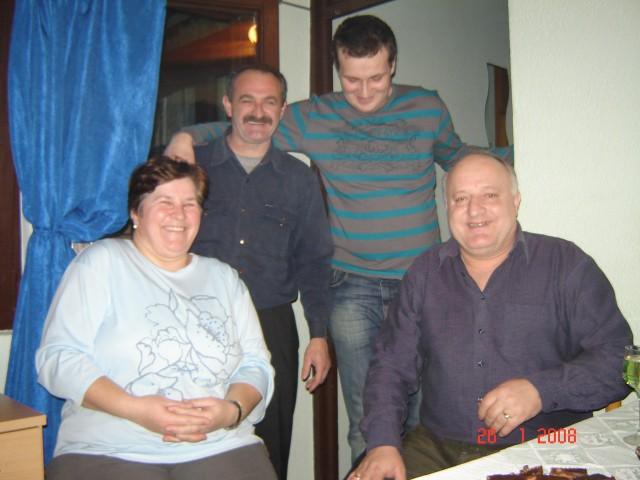 Baba,djed,Niko i ja