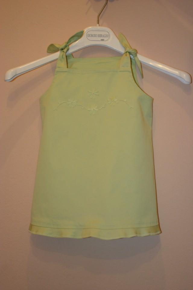 Oblekca, narejena za eno majhno punčko, oddana na swapu