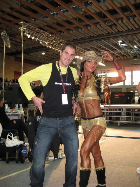 Zlata koreografija IBFA 2008 - foto
