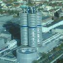 evo sedež in tovarna BMW