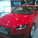 Audi TT (to v stadione trgovina bila)