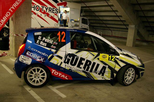 Rally Saturnus 2011 - foto