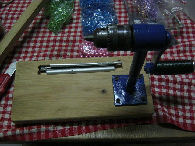 Strojček za navijanje žice za nakit ročni 15 eur