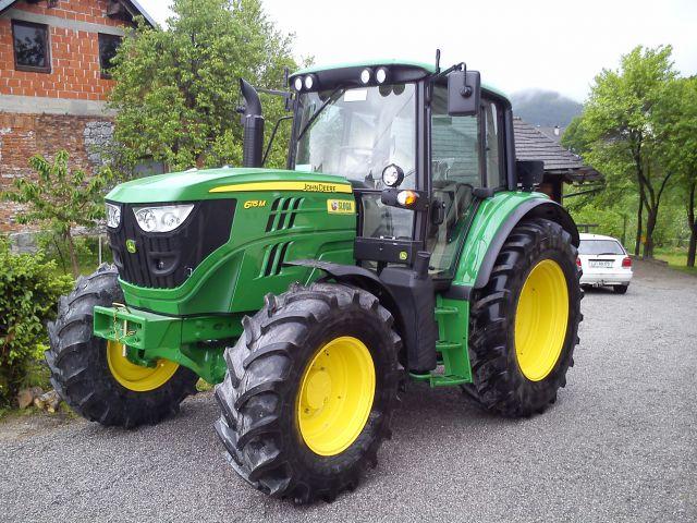 traktor spile