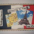 France-postage stamp