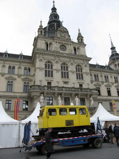 Bahnerlebnis Graz 2014 - foto