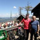 Med pavzo na planinski koči