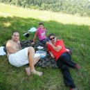 Počitek na Ančnikovem gradišču