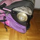 torba Santoro z koleščki
