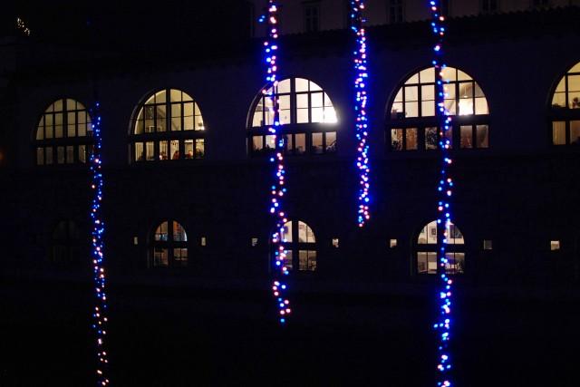 December v Ljubljani - foto