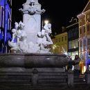 nočni sprehod v Ljubljani
