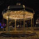 praznična osvetlitev Ljubljane