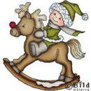 BILDMALARNA - MIMO ROCKING HORSE