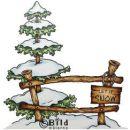 BILDMALARNA - SNOW TREE