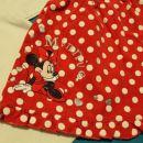 Oblekica Disney in majčka Next št. 3-6 mesecev oz. 62; 10 eur