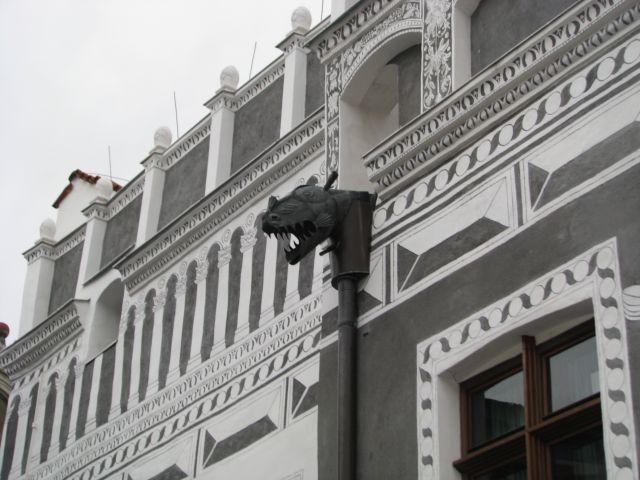 Novoletno potepanje -Češky krumlov - foto