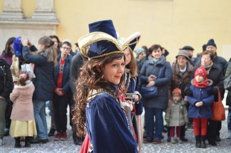 Pustni karneval verona - italija - foto povečava