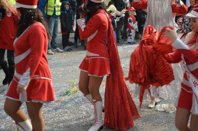 Pustni karneval verona - italija - foto