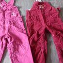 večje zimske hlače 80/86