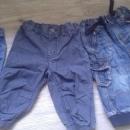 74/80 poletne tanke hlače