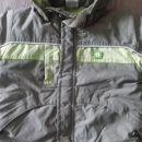 bunda lepe olivno zelene barve z intenzivno zeleno