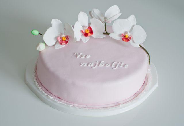 Orhidejna torta