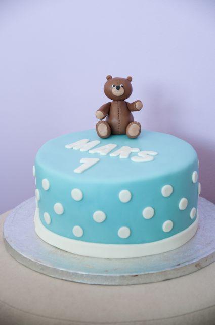 Torta z medvedkom