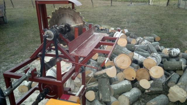 Traktorski cirkular domaće izrade 23836481