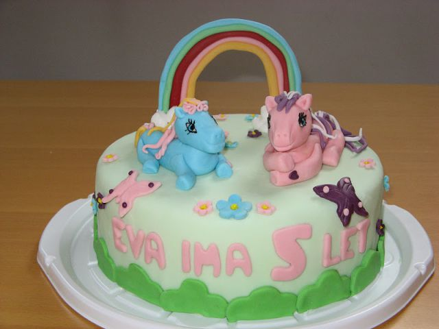 Tortas de my little pony - Imagui