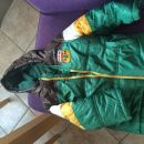 Zimska bunda, podložena s flisom, lepo ohranjena 86 ali tudi 92