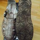 Alpina usnjeni sandali st. 39 - 15 eur