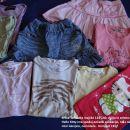 majice s kratkimi rokavi 134