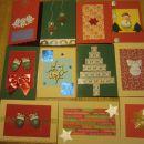božično novoletne voščilnice 2013