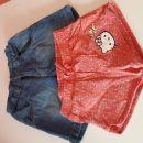 Kratke hlače št.86..92 (3€)