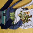 Majčke z dolgimi rokavi s oliver.h&m. 122 komplet 7€