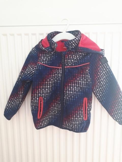 Softschell jakna s oliver št. 92 (12€)