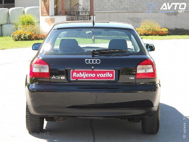 Audi a3  - foto