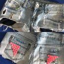 Diy jeans hlace 10e