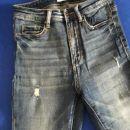 Pushup jeans visok pas 10e