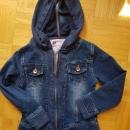 Čudovita mehka jaknica za punčko 116