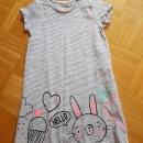 čudovita poletna oblekca 7-9 let