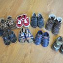 Komplet čevljev (št. 19, 20) - 10 eur