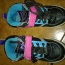Telovadni visoki čevlji št.27