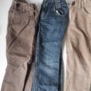 Komplet hlač 9 evrov