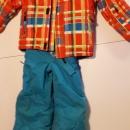 Bunda Snoxx 98-104 in hlače Trespass 92 - 98 (vendar večje), komplet 30 evrov