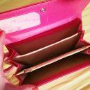 pink denarnica, cena: 8 eur