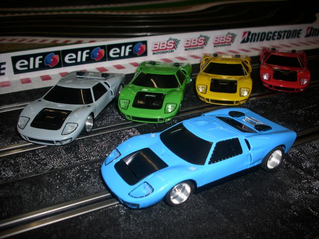 Slot.it Ford GT MKII